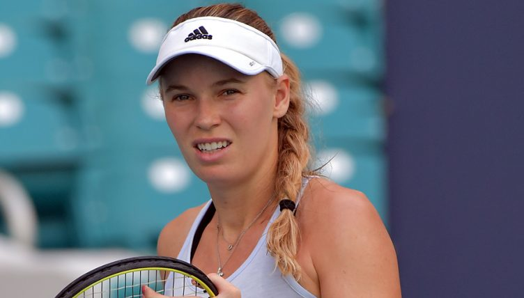Caroline อดีตผู้ครองนักเทนนิสอันดับหนึ่งของโลก ได้ประประกาศอย่างเป็นทางการว่าเจ้าตัวจะเลิกเล่น เทนนิสหลังจบรายการ Austalian Open