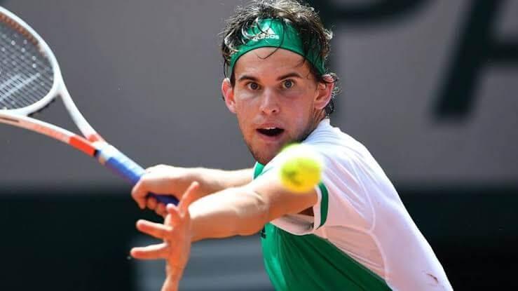 โดมมินิค ธีม นักเทนนิสหนุ่มมืออันดับ 5 ของโลกจากออสเตรีย ตีตั๋วเข้าสู่รอบชิงชนะเลิส แกรนด์ สแลม ออสเตรีเลีย โอเพน หลังออกแรงปราบ
