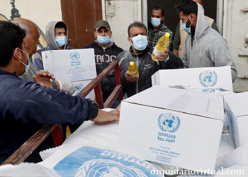 UAE drastically ลดการระดมทุนอย่างมากให้กับหน่วยงานของสหประชาชาติสำหรับผู้ลี้ภัยชาวปาเลสไตน์ในปี 2563 ซึ่งเป็นปีที่ บริษัท