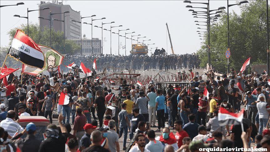 Iraq releases อิรักได้ปล่อยตัวผู้บัญชาการกลุ่มติดอาวุธที่สอดคล้องกับอิหร่าน ซึ่งถูกจับกุมเมื่อเดือนพฤษภาคมในข้อหาที่ Iraq releases